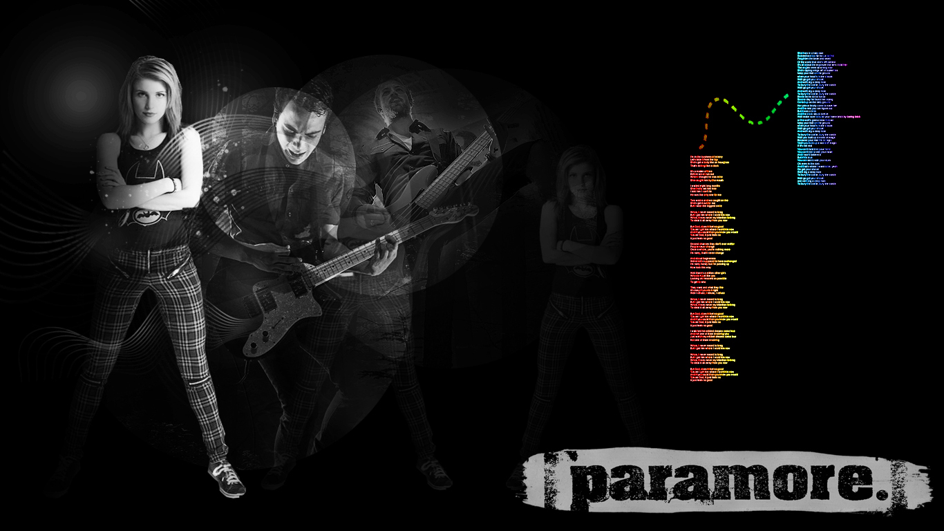 Paramore Wallpaper Paramore Photo 21094502 Fanpop