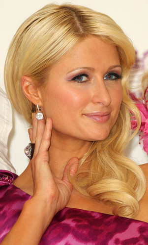 Paris Hilton Launches Her New Fragrance