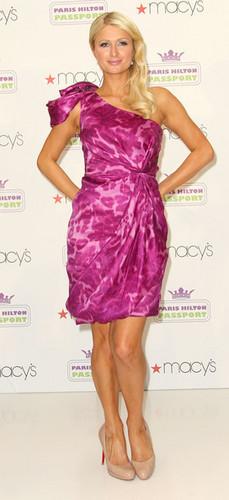 Paris Hilton Launches Her New Fragrance