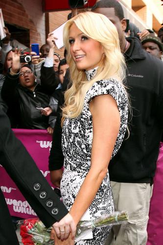 Paris Hilton at 'The Wendy Williams Show'