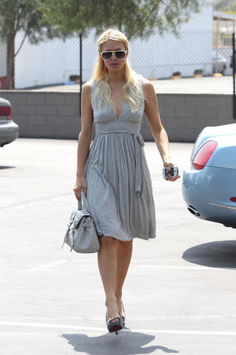 Paris Hilton in LA