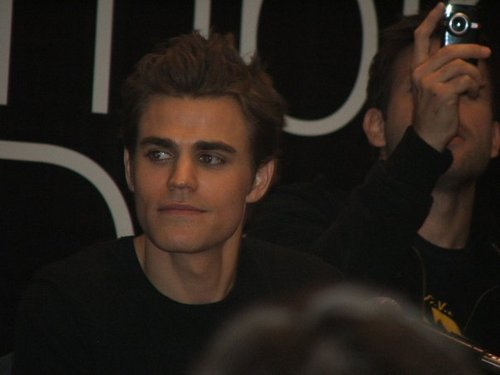 Paul Wesley / old pictures