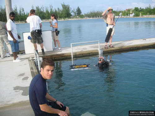 Paul Wesley wallpaper possibly containing a pontoon and a dugout canoe entitled Paul Wesley / old pictures