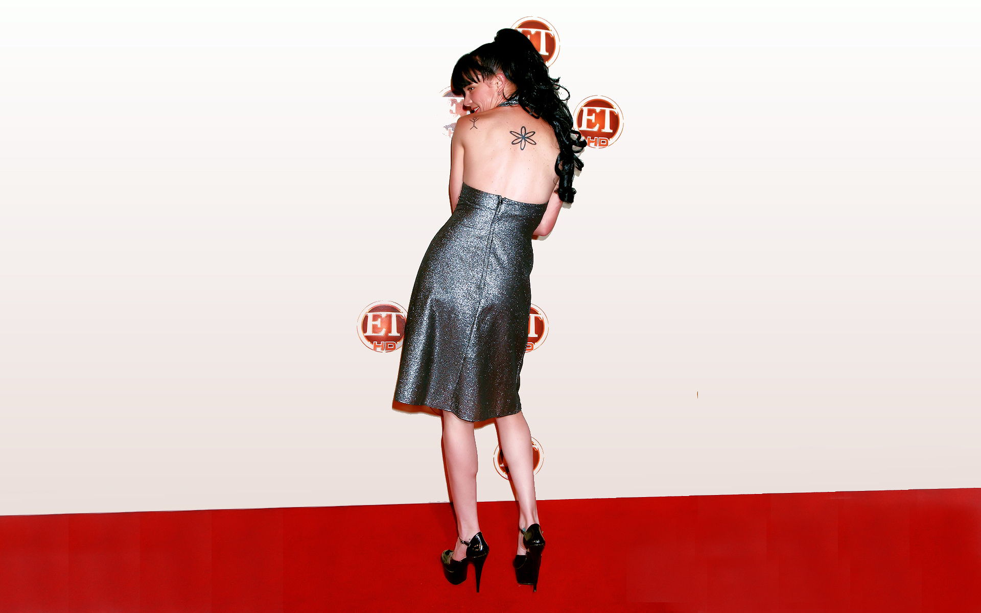 Pauley Perrette (Abby Sciuto) wallpaper