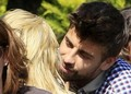 Piqué is nervous with Shakira - shakira photo