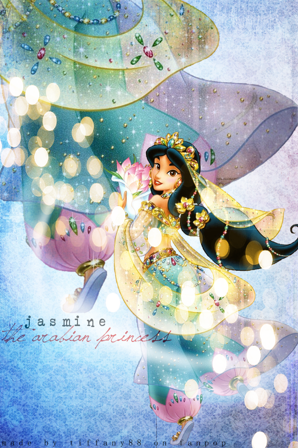Princess جیسمین, یاسمین