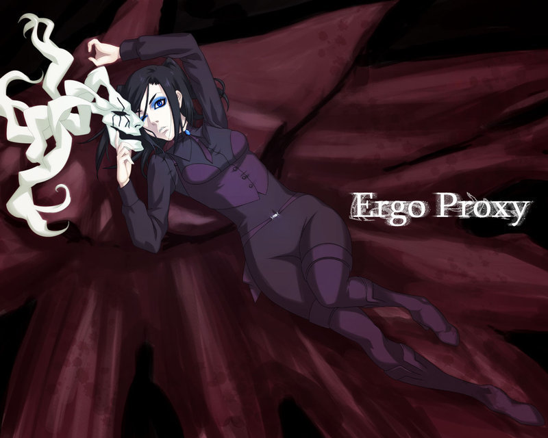 Ergo Proxy Images And Re L HD Wallpaper Background Photos