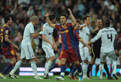 Real Madrid v FC Barcelona [La Liga]