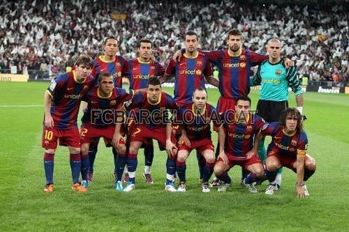 Real Madrid vs Barcelona la liga week 32 1-1