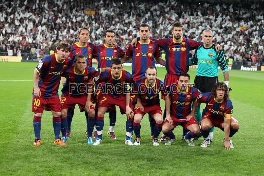 FC Barcelona Real Madrid Vs Barcelona La Liga Week 32 1 1