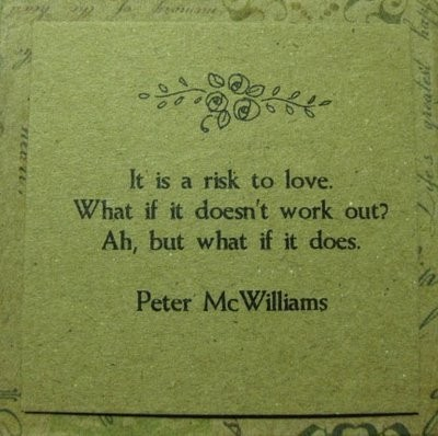 quotes on hurt. Risking Hurt for Love