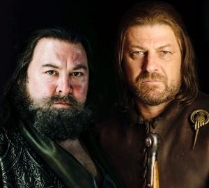 Robert & Ned