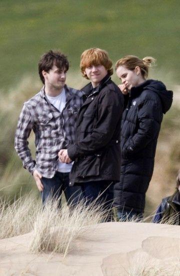 Rupert Dan and Emma