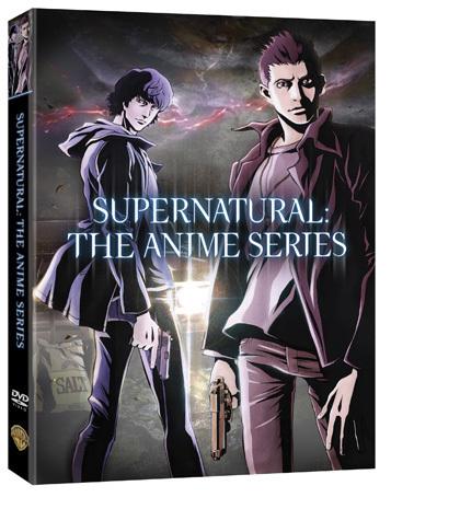 SPN anime