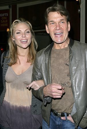 Sam and patrick swayze - samantha-womack Photo