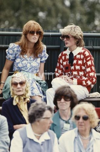 Sarah Ferguson And Diana