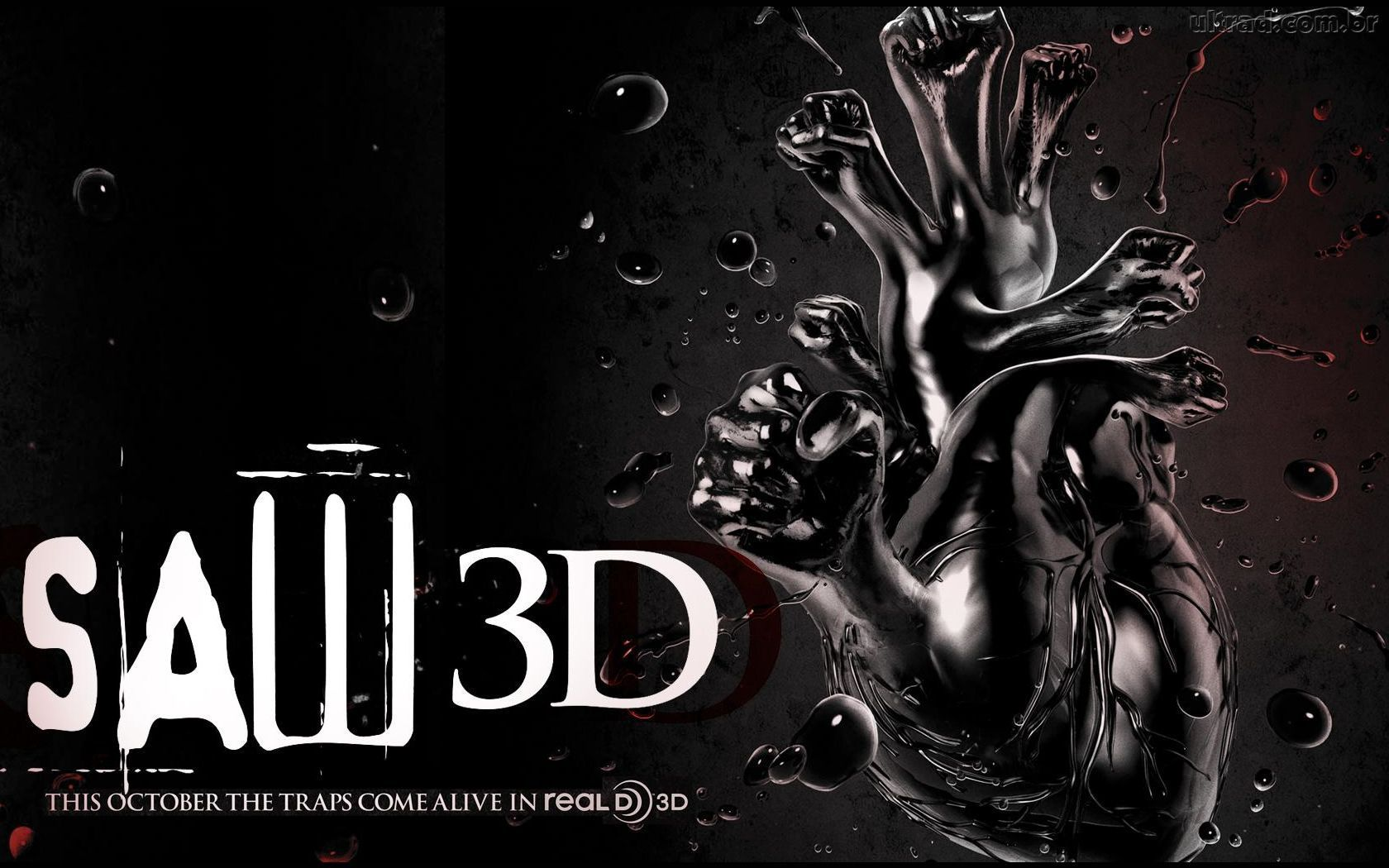 Saw 3d images saw 3d hd wallpaper and background photos for 3d wallpaper hd for wall