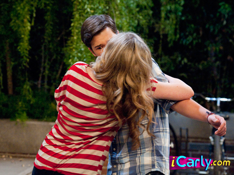 Sam Puckett and Freddie Benson