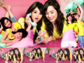 Selena&amp;Demi Wallpaper  - selena-gomez-and-demi-lovato wallpaper