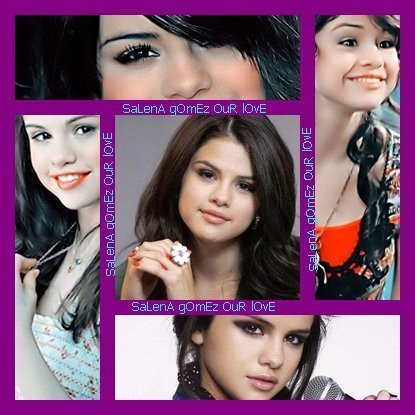 Selena Our 愛