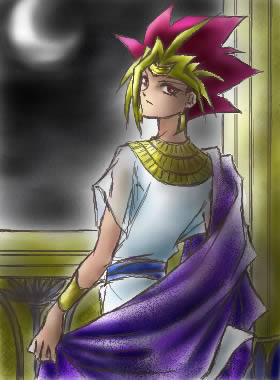 Yami Yugi fond d'écran possibly with animé called Sexy Yami Yugi