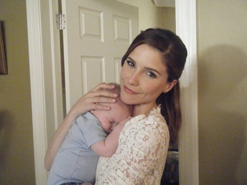 Sophia and Baby