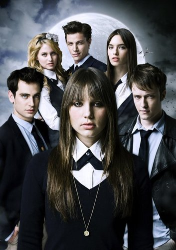 dividido, dividir S01 Main Cast