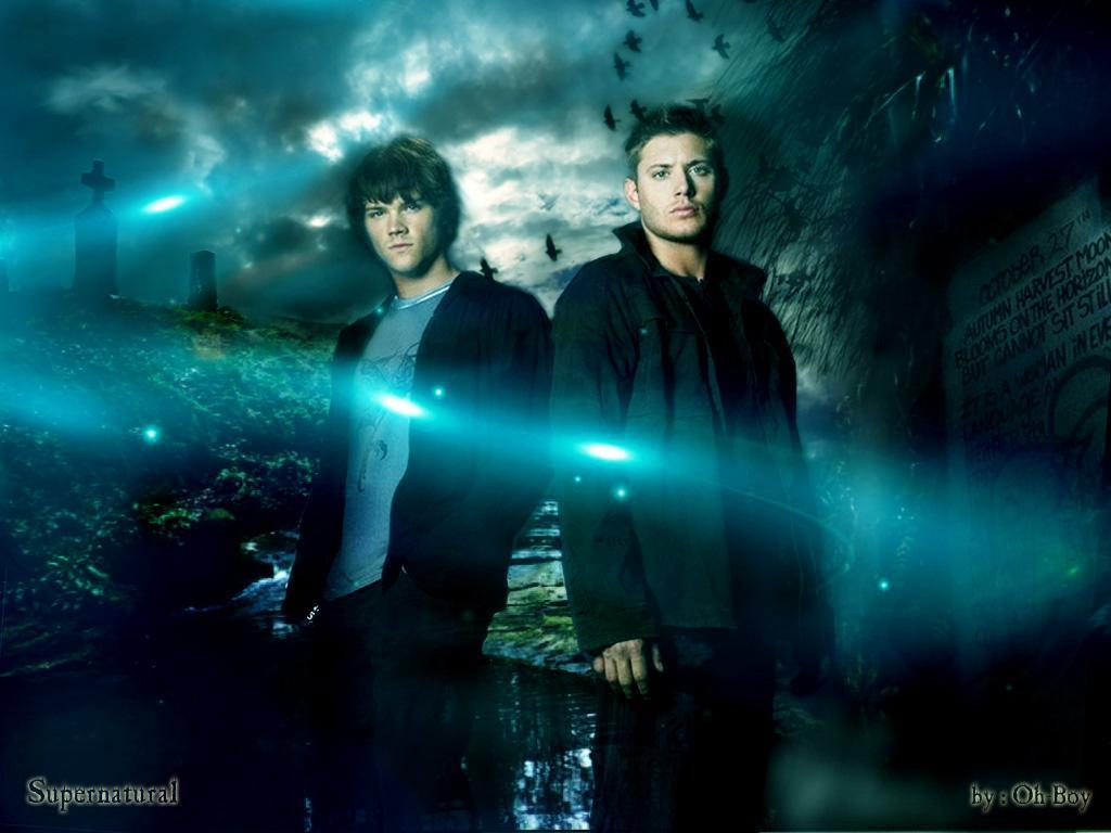 Supernatural Cool Wallpaper  Supernatural Wallpaper 21035116