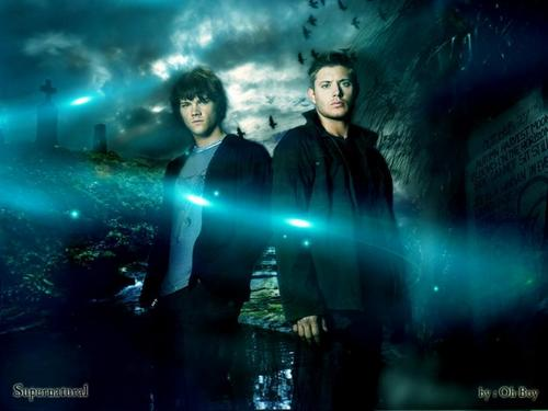 Supernatural Cool Wallpaper