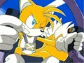 Tails Crashing - miles-tails-prower photo