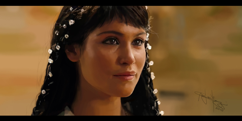 Tamina  Prince Of Persia The Sands Time Photo