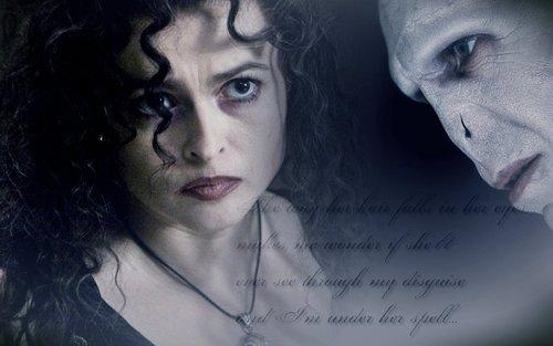 The Dark Lord and Dark Lady