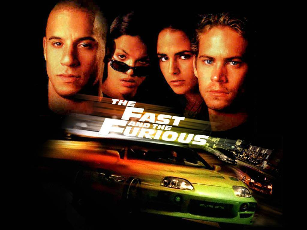 fast and the forious