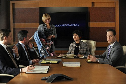 The Good Wife - Episode 2.21 - In Sickness - Promotional foto-foto
