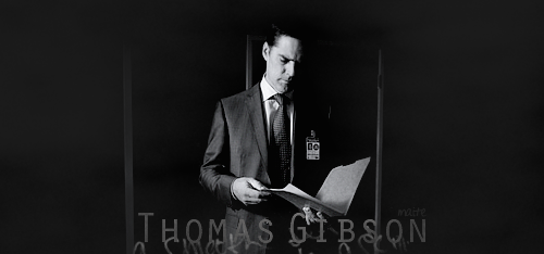 Thomas Gibson wallpaper containing a business suit titled Thomas Gibson