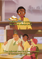 Tiana, Lottie and Big Daddy