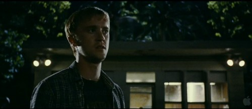 Tom Felton in Rise of the Apes