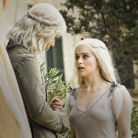 Game of Thrones images Viserys & Dany wallpaper and ... Dany Game Of Thrones