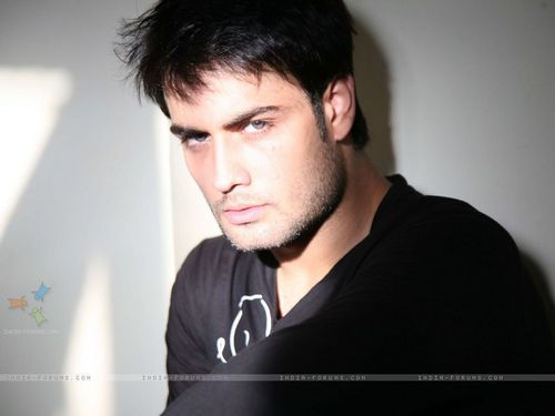 Vivian Dsena Hintergrund with a portrait titled Vivian