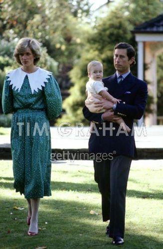William And Diana New Zealand