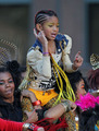 Willow on the set of 21st Century Girl - willow-smith-style photo