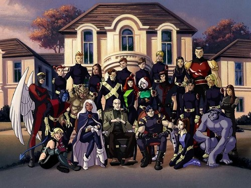 X-Men Evolution  - x-men-evolution Fan Art