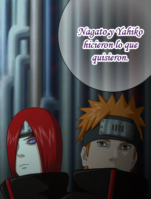 Yahiko-Pain-Pein and Nagato