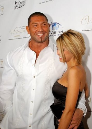 batista and his girlfriend