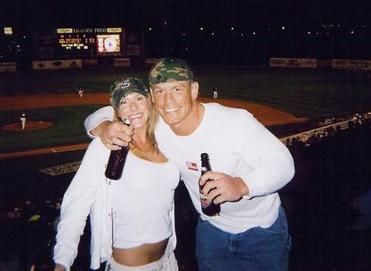 cena and his gf