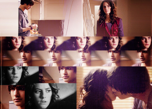 Effy Stonem wallpaper possibly with a portrait called fan art
