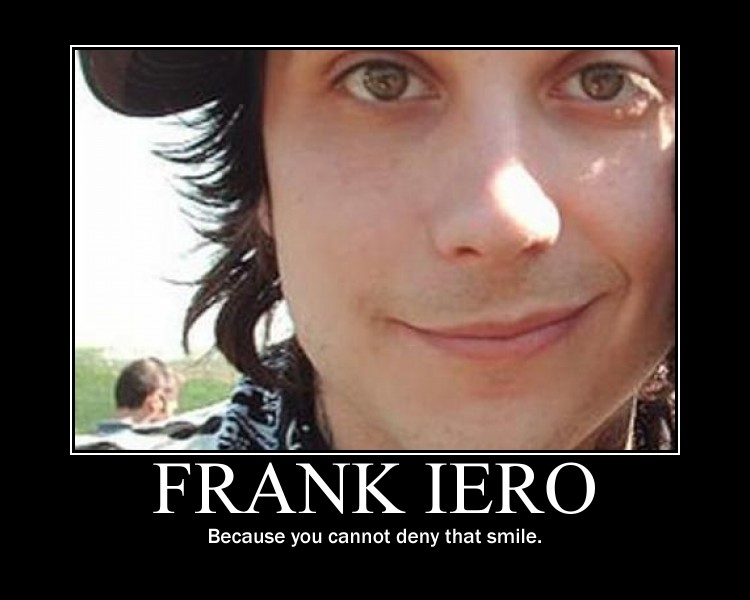 Frankie Frank Iero Photo 21021617 Fanpop