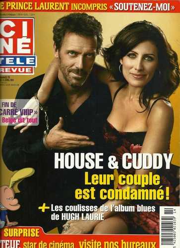huddy cover