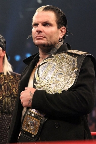 The Hardys پیپر وال containing a business suit entitled jeff hardy
