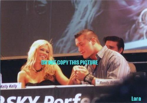 kelly kelly and randy orton